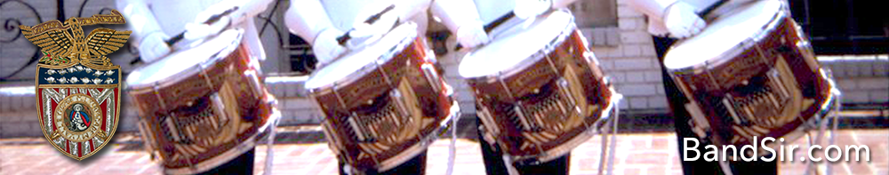 Drums-Banner