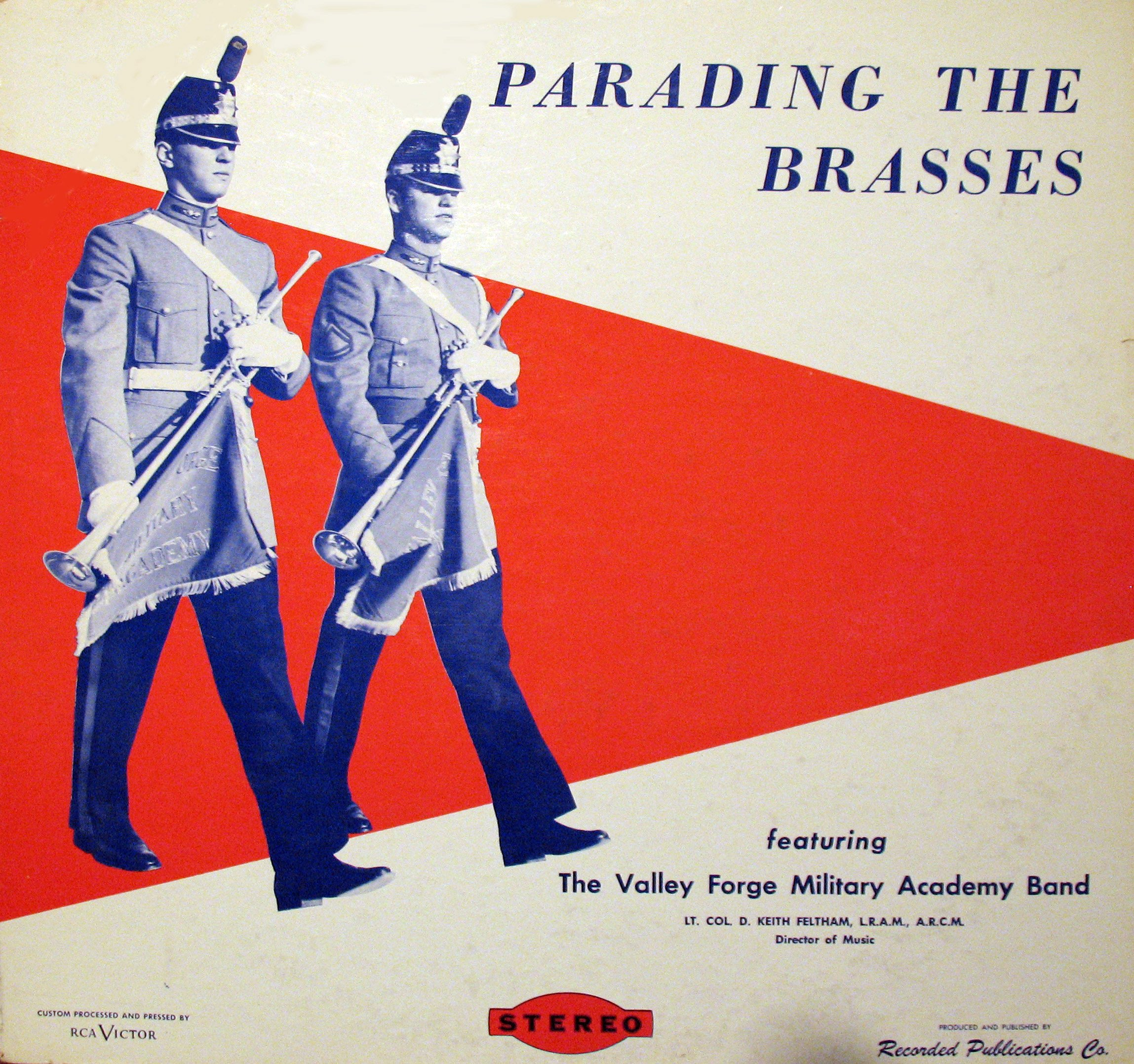 Parading_the_Brasses_Cover